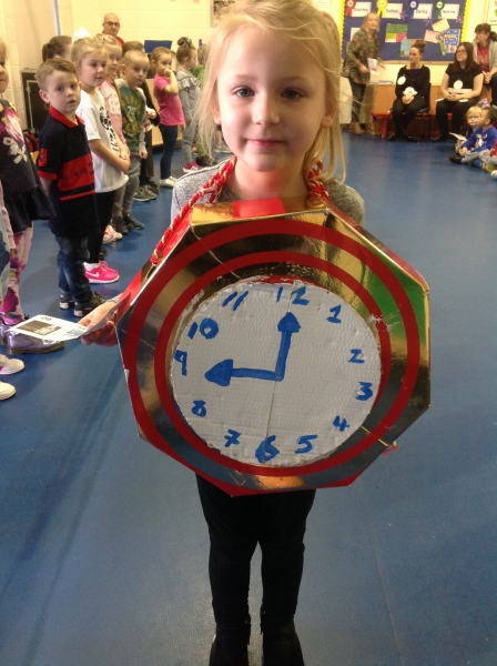 Nspcc Number Day 2017 Wellesbourne Primary School