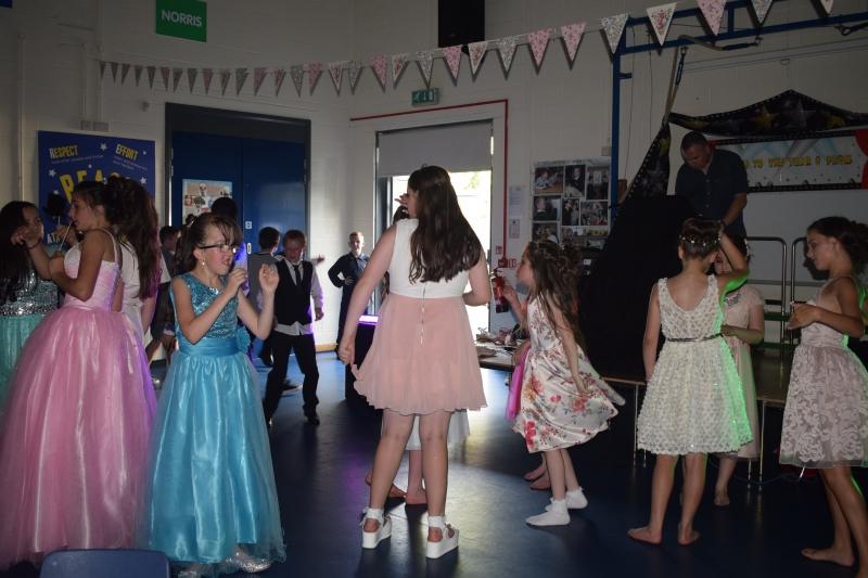 Y6 Prom 2016 Wellesbourne Primary School
